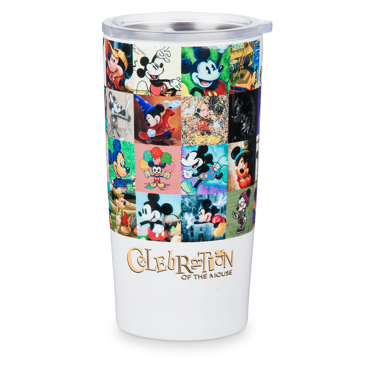 Disney Travel Tumbler - Mickey Mouse - Celebration of the Mouse