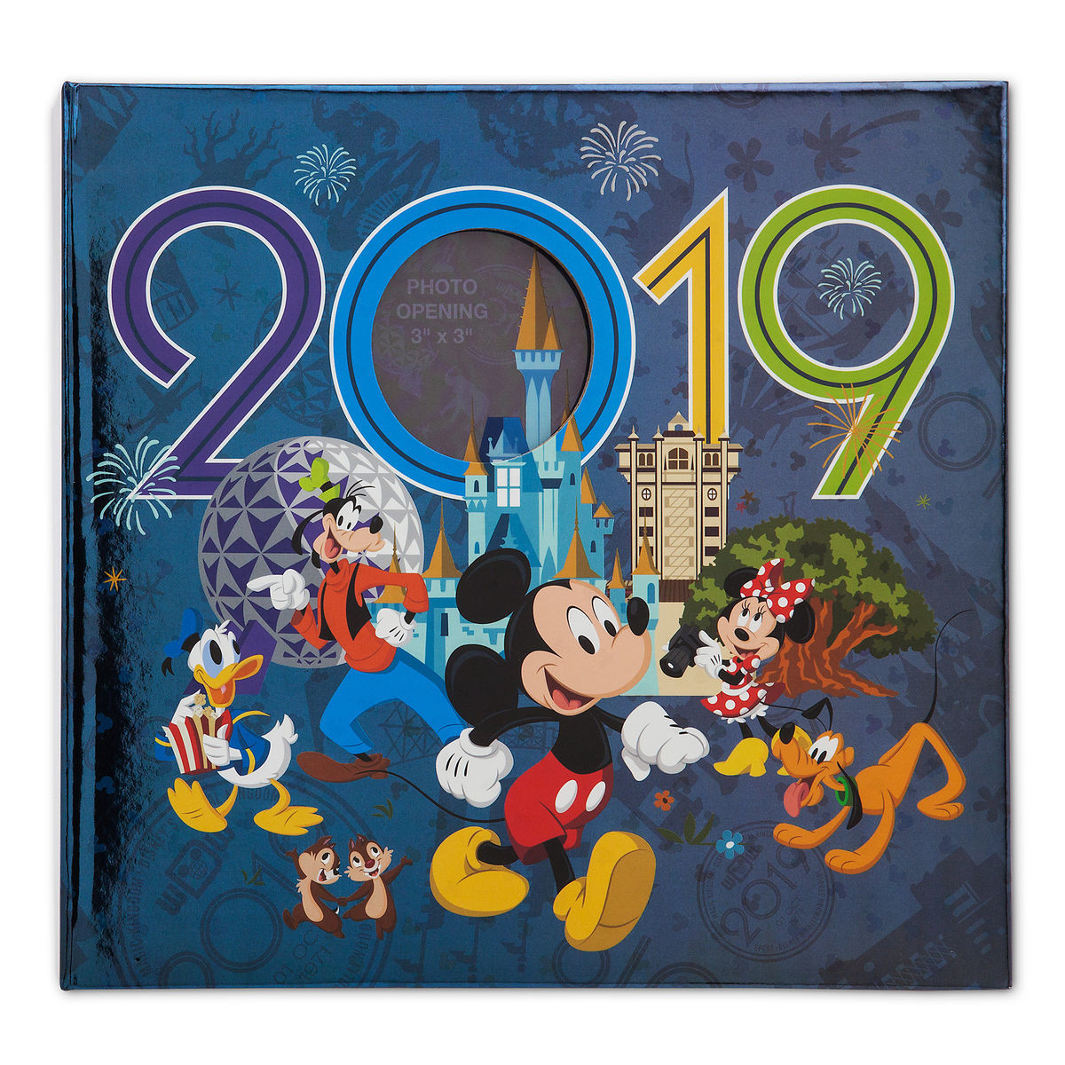Disney Photo Album - 2019 Mickey Mouse - Walt Disney World - Medium