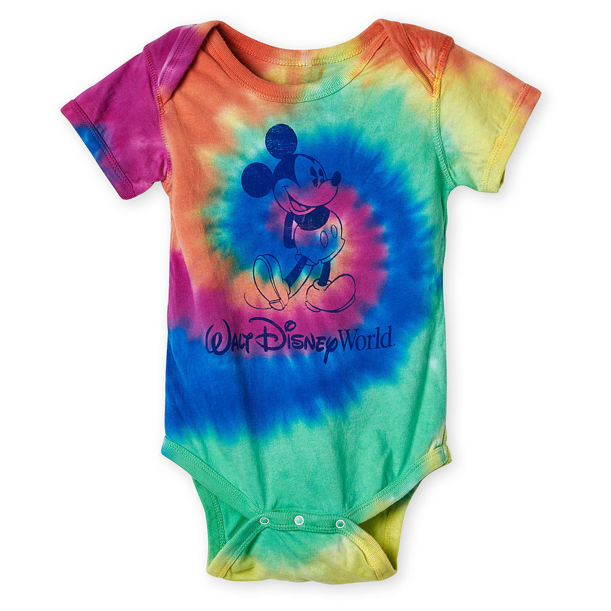 Disney Bodysuit for Baby - Mickey Mouse Tie-Dye - Walt Disney World