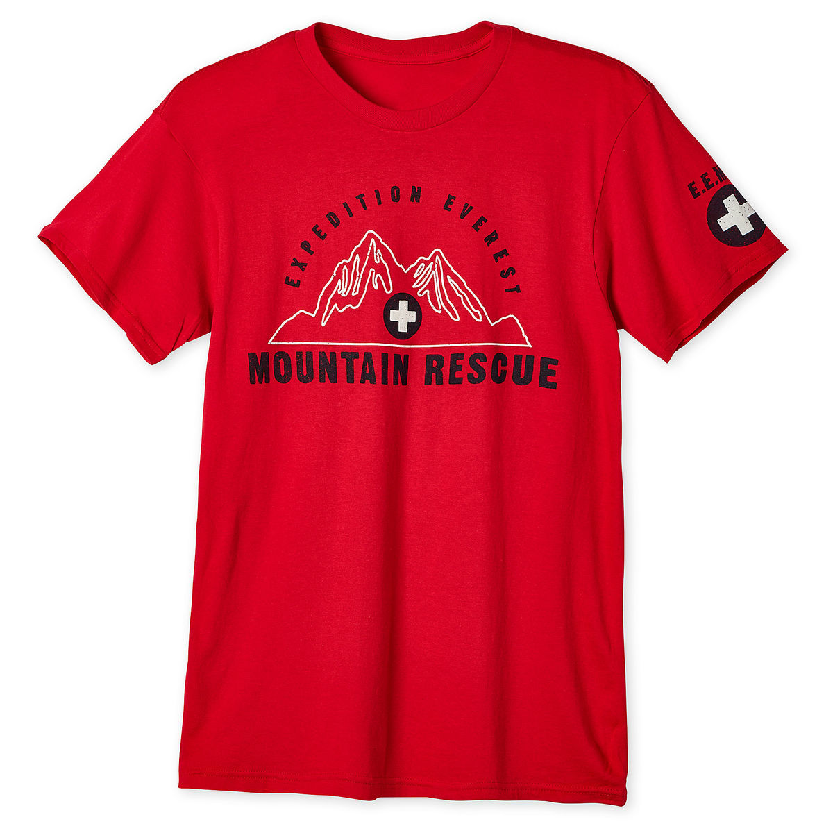 Disney T-Shirt for Adults - Expedition Everest - Mountain Rescue