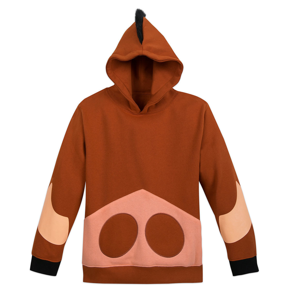 Disney Pullover Hoodie For Kids Pumbaa The Lion King Chd