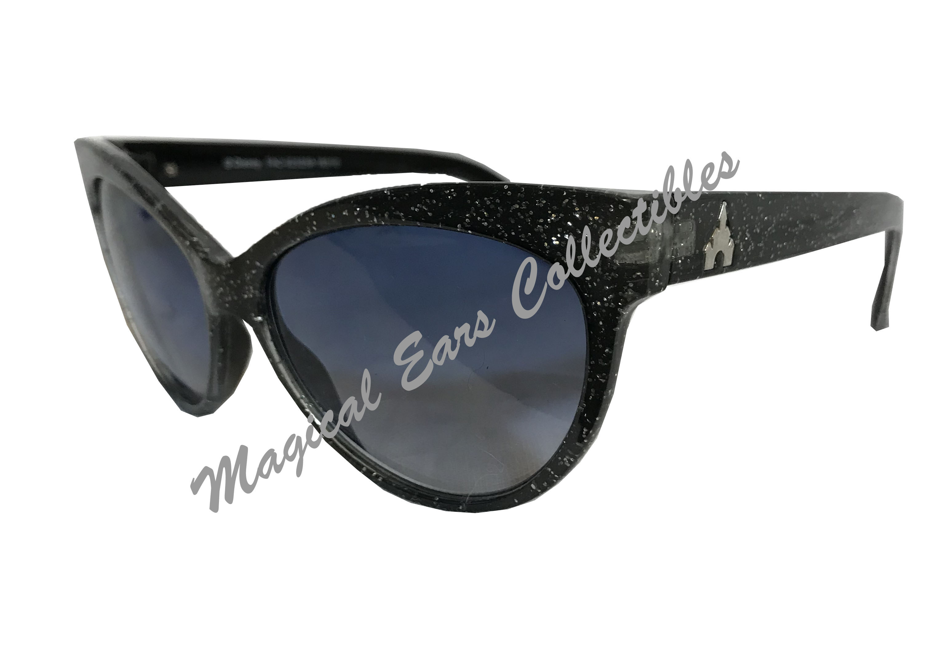 Disney Sunglasses - Cinderella Castle - Speckle Black