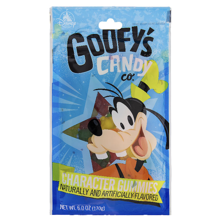 Disney Goofy Candy Co - Character Gummies