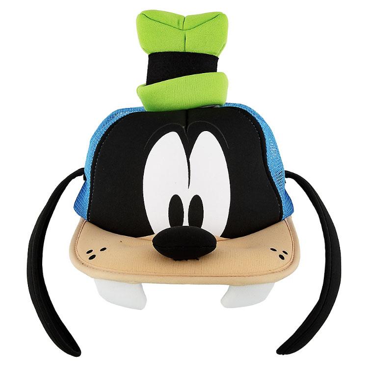 Disney Baseball Cap Goofy Novelty Foam Hats B38241