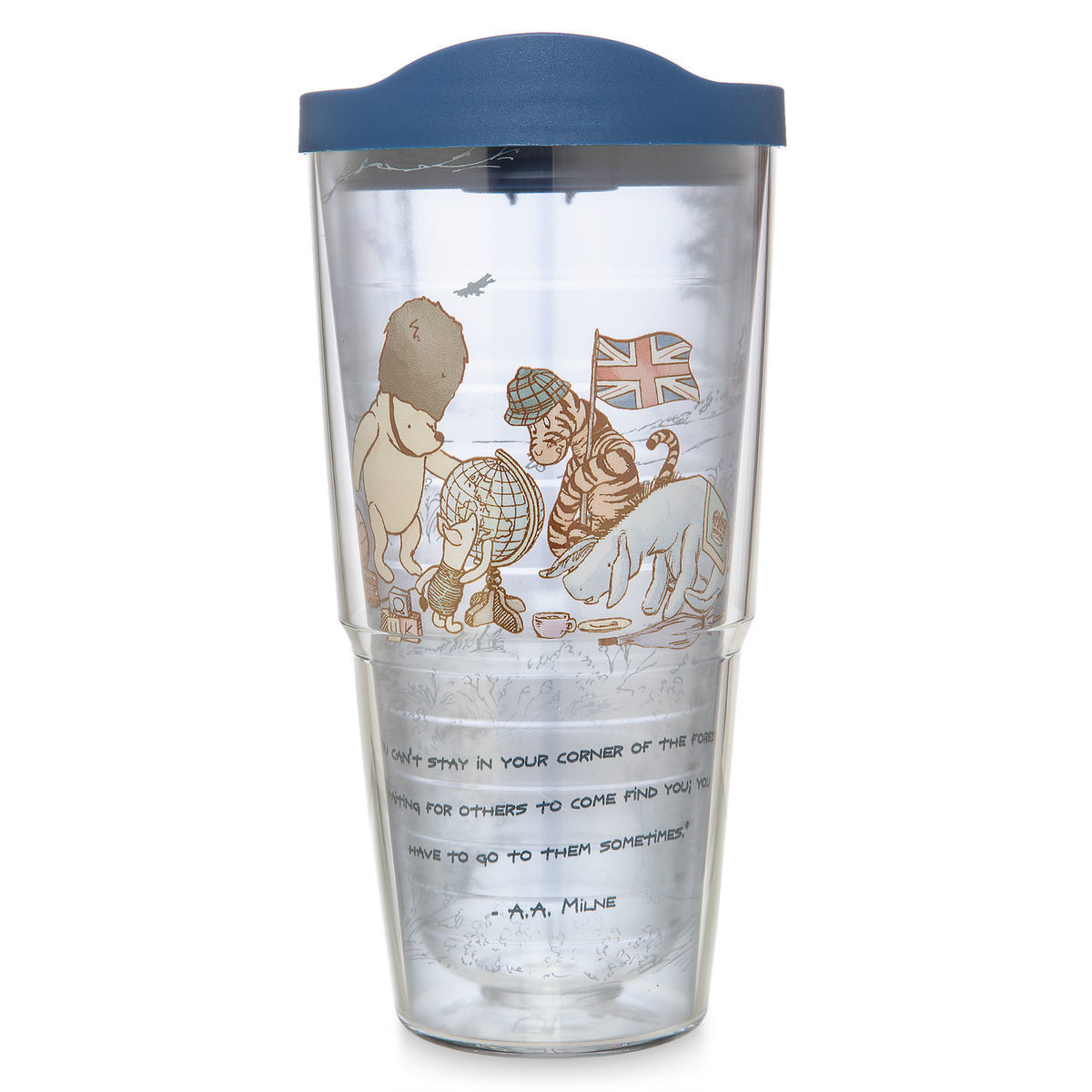 Disney Tervis Tumbler Winnie The Pooh And Friends