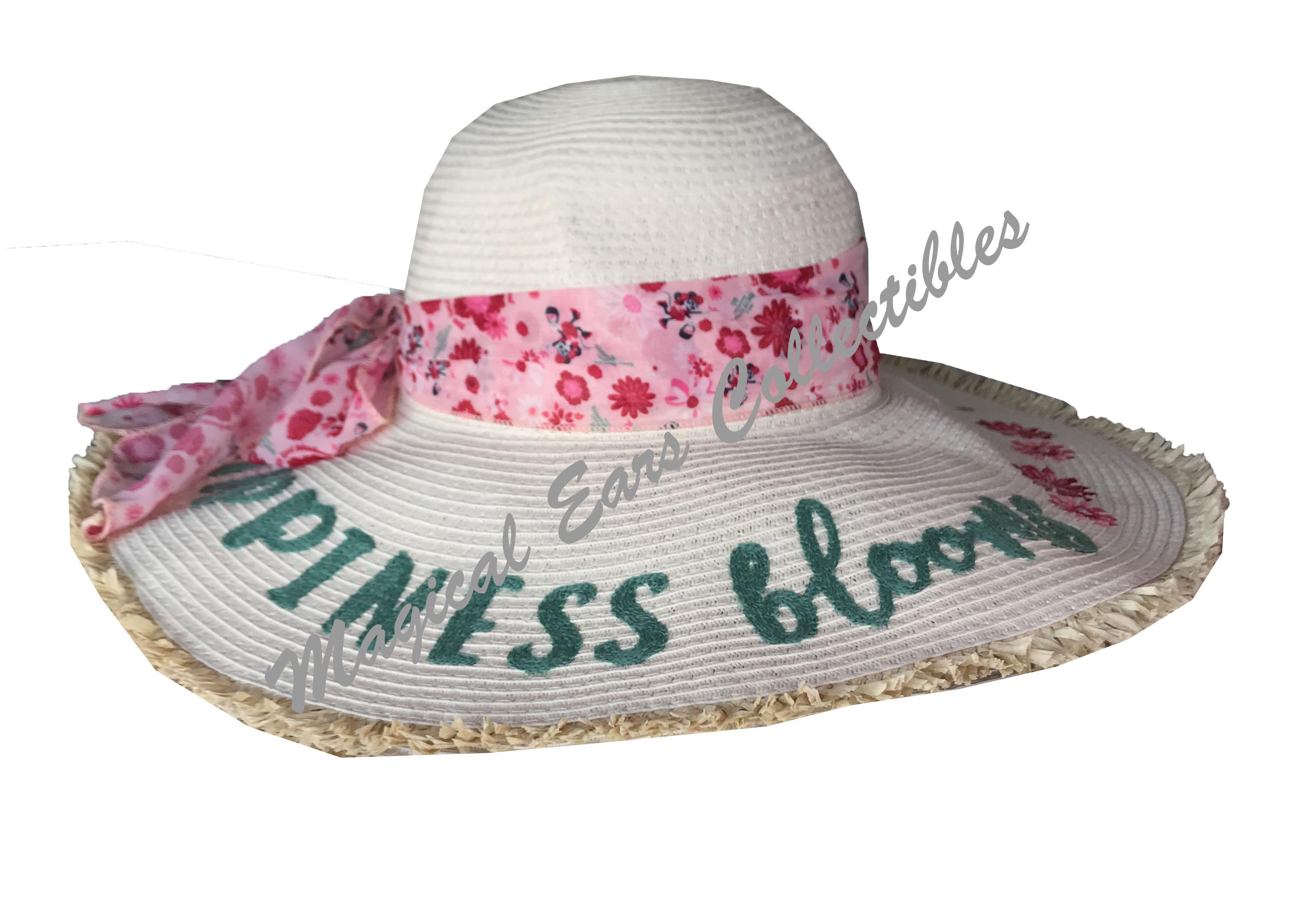 89c065246ae Disney Sun Hat - 2019 Flower and Garden Festival - Minnie Blooms