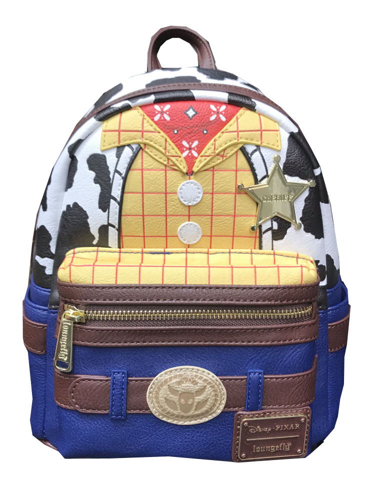 3c3fe04c36f Disney Loungefly Backpack - Woody - Toy Story
