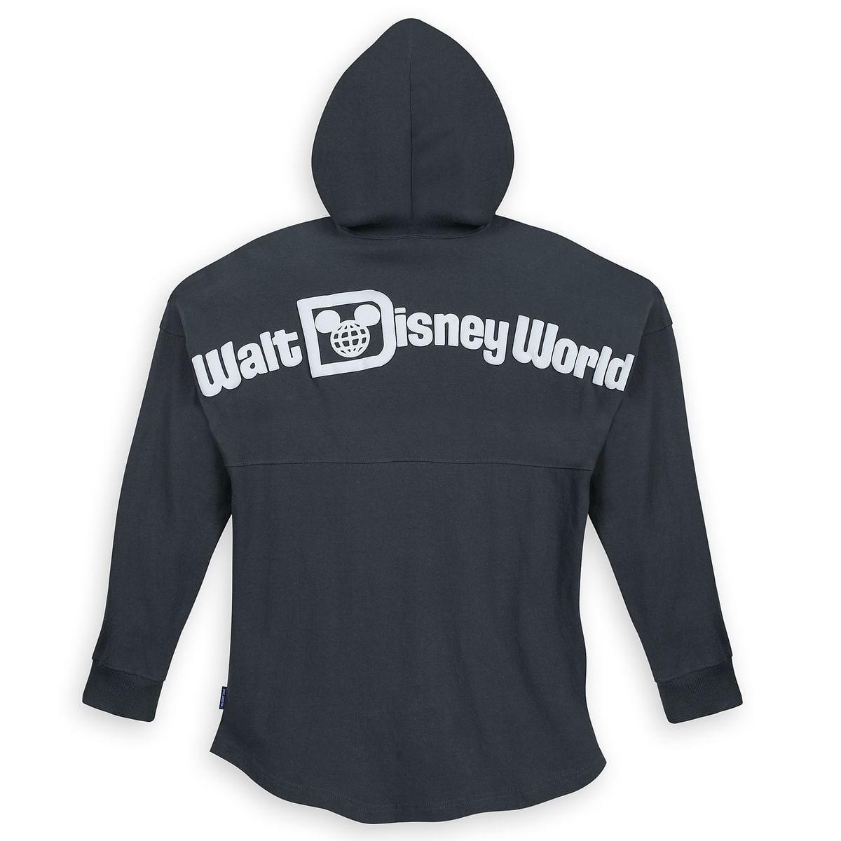 503c1337005 Disney Spirit Jersey Hoodie for Adults - Walt Disney World - Gray. Tap to  expand