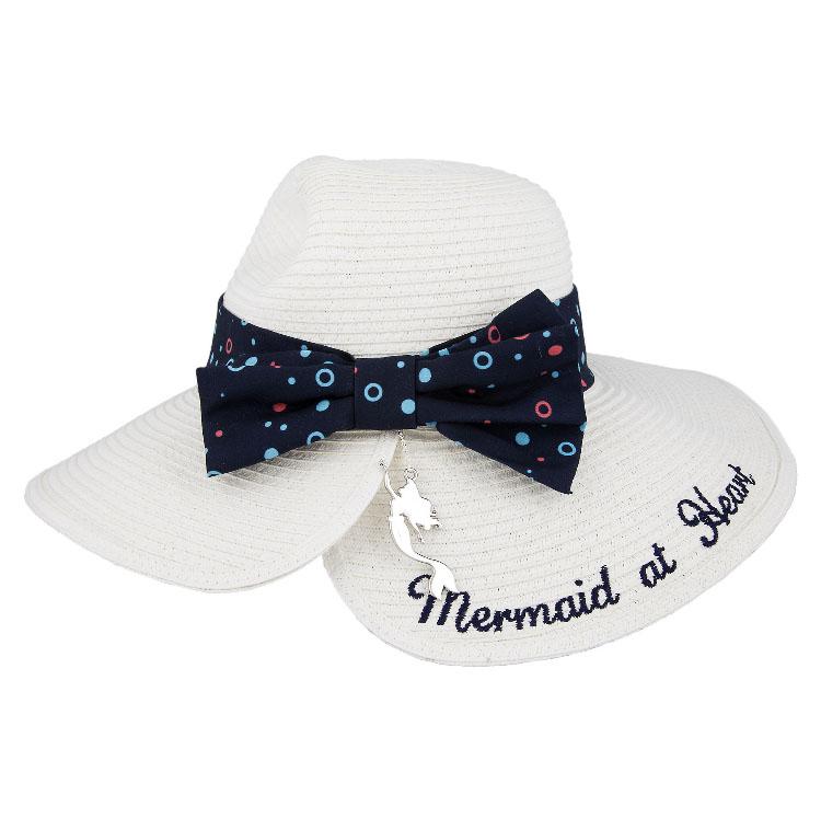 3d6c0f8e48d Disney Sun Hat - Beach Club Resort - Mermaid at Heart