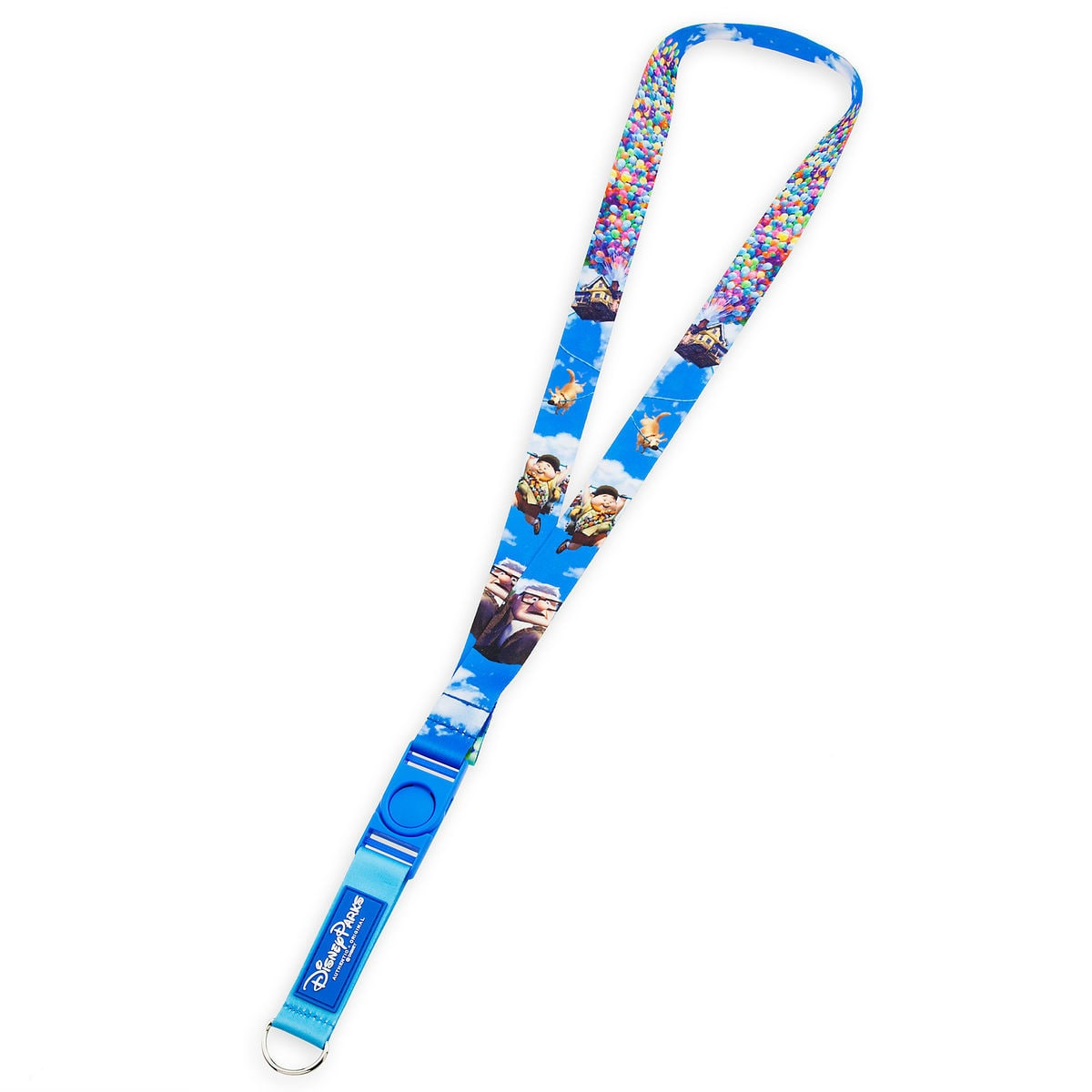 Disney Pin Lanyard - Pixar Up - Reversible