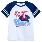 Disney Shirt for Women - Minnie Mouse - I'm here for the Ears