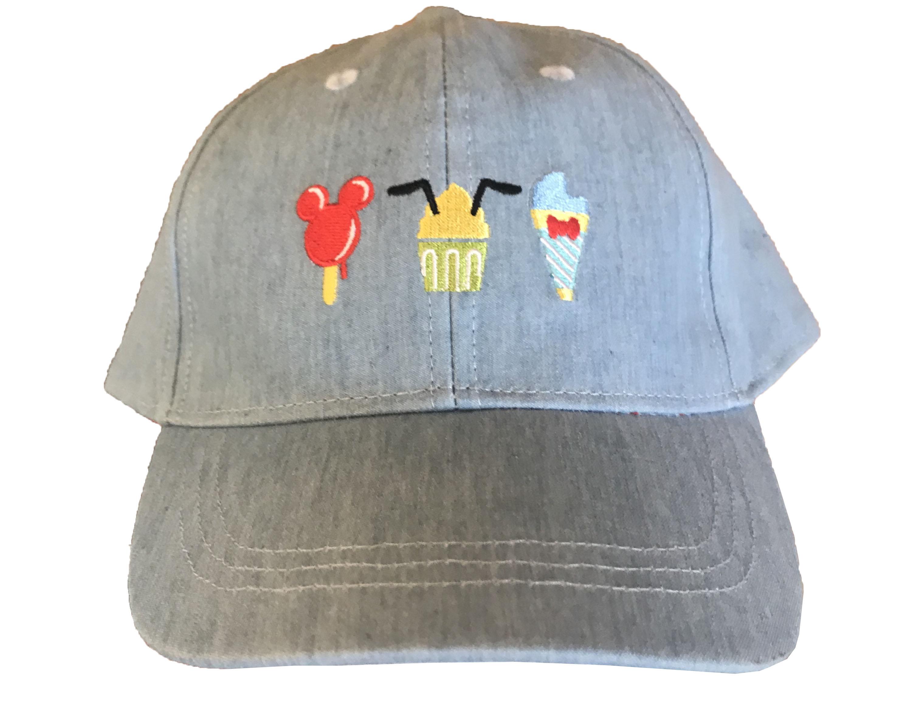 Disney Hat - Baseball Cap - Disney Treats