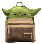Disney Loungefly Backpack - Yoda - Star Wars