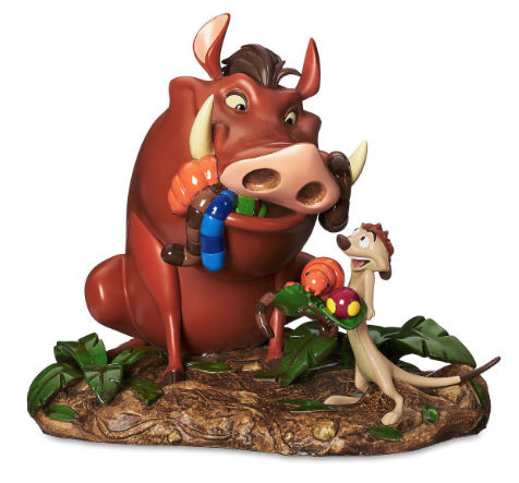Disney Medium Figure - Timon and Pumbaa - The Lion King
