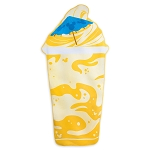 Disney Beach Towel - Pineapple Swirl - Die Cut