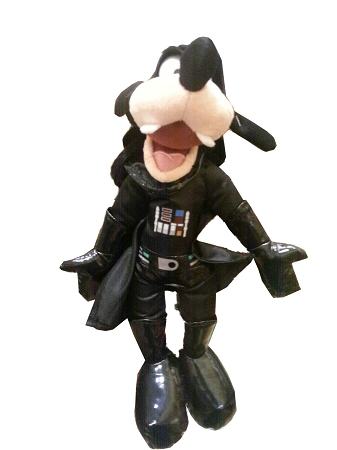 Disney Plush - Star Wars - Darth Vader Goofy - 9