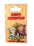 Disney Frozen Pin - Best Friends - Elsa and Anna