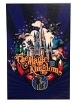 Disney Throw Blanket - Magic Kingdom - Cinderella's Castle