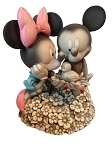 Disney Garden Figure - Flower & Garden Festival 2015 - Mickey & Minnie