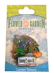 Disney Flower & Garden Festival Pin - 2015 Donald with Chip n' Dale