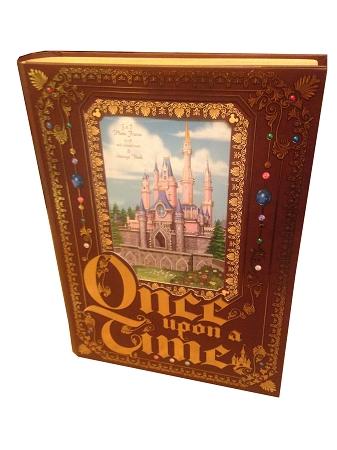 Disney Photo Amp Storage Book Cinderella Castle Once