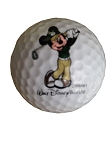 Disney Magnet - Golfing Mickey Golf Ball
