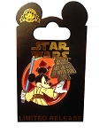 Disney Star Wars Pin - 2015 May the 4th be with You - Jedi Mickey