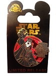 Disney Star Wars Pin - 2015 Revenge of the Fifth - Sith Donald