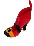 Disney Shoe Ornament - Mrs Incredible - The Incredibles