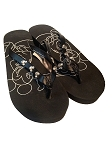 Disney Sandals for Women - Mickey Mouse Jeweled Icons