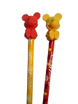 Disney Pencil Set - Mickey Mouse with Shaped Erasers
