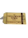 Disney Luggage Bag Tag - The Hollywood Tower Hotel