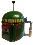 Disney Plastic Cup - Star Wars Weekends 2015 - Boba Fett Helmet