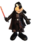 Disney Plush - Star Wars Weekends 2015 - Talking Darth Vader Goofy
