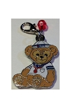 Disney Dangle Charm - Charmed in the Park - Duffy the Bear