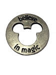 Disney Pocket Token Coin - Piece of Magic - Believe in Magic