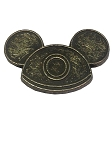 Disney Pocket Token Coin  - Piece of Magic - Never Grow Up