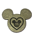 Disney Pocket Token Coin - Piece of Magic - I Love You
