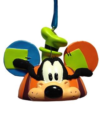 Disney Ears Hat Ornament Goofy Christ Eo7573