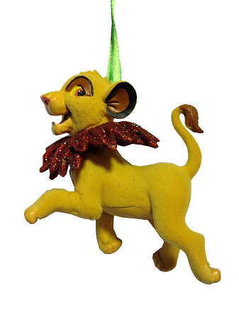 Disney Christmas Ornament - Simba - Lion King