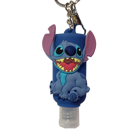 Disney Keychain - Hand Sanitizer - Stitch