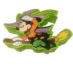 Disney Antenna Topper - Halloween Minnie Mouse Flying Witch
