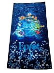 Disney Beach Towel - Epcot - Spaceship Earth