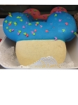 Disney Parks Cookie - Large Mickey Sugar Cookie - Pastel