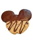 Disney Parks Cookie - Large Mickey Chocolate Chip Cookie