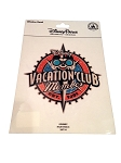 Disney Auto Window Decal - Disney Vacation Club Member