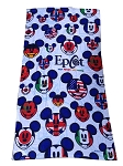 Disney Beach Towel - Epcot One Mouse One World - Mickey Mouse