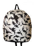 Sea World Backpack Bag - Shamu - All-Over Print