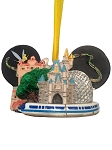 Disney Ear Hat Ornament - Four Parks, One World - Hollywood Tower