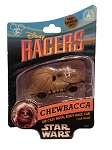 Disney Racers Car - Star Wars - Chewbacca